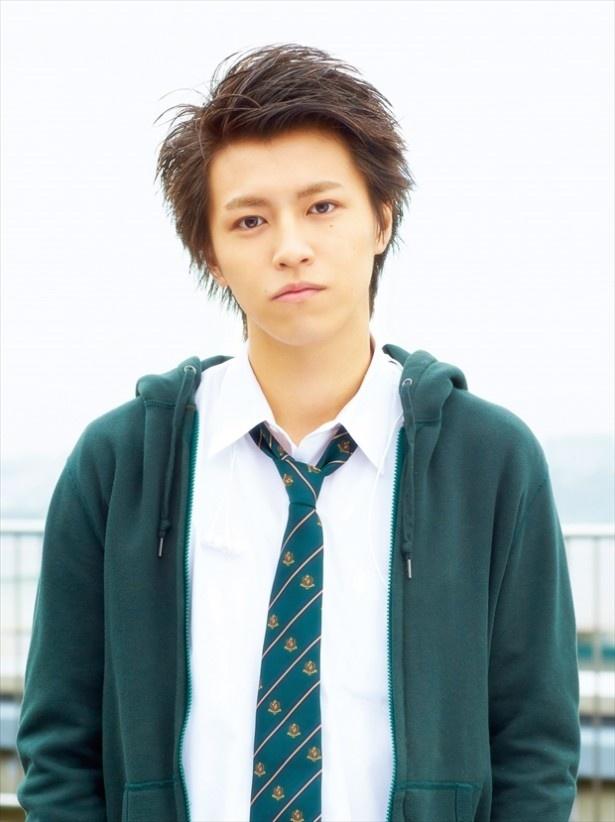 長谷祐樹(山崎賢人)の親友・桐生将吾を演じる、超特急のボーカルとしても活躍中の松尾太陽