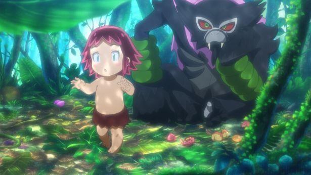 幻のポケモン、ザルードに育てられた人間・ココ