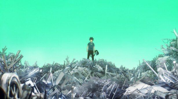 「青の祓魔師 京都不浄王篇」第7話場面カットが到着。不浄王の復活、そして決まった燐の処刑