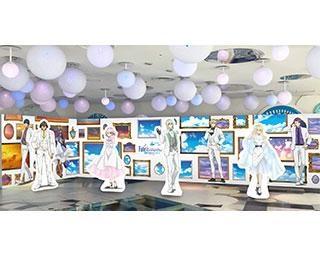 「劇場版FGOキャメロット」の世界にどっぷりハマる?サンシャイン60展望台&サンシャイン水族館でコラボイベント開催
