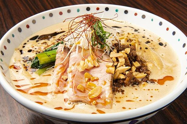 千葉の恵みプレミアム 胡麻味噌麺(1,000円)