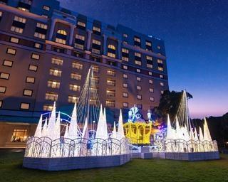 特別な夜を演出!千葉県のホテルオークラ東京ベイでウィンターイルミネーション「Bayside Special Party」が開催中