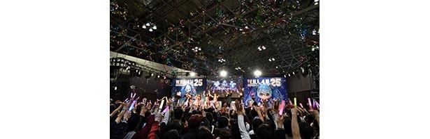 アニメ「シンデレラガールズ劇場」は4月4日放送開始!「アイドルマスター シンデレラガールズ」ステージ【ワンフェス2017 冬】
