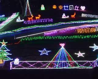 まばゆい光が町を彩る、宮崎県小林市で「Nojiri Illumination 2020」開催中