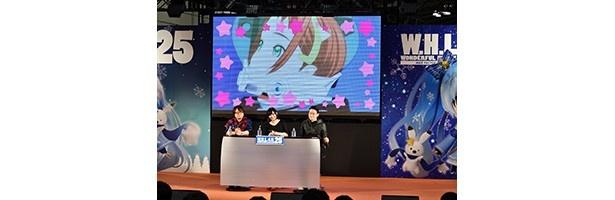ロボットも肉付きもいいアニメ? 謎を呼ぶTVアニメ「ID-0」ステージ【ワンフェス2017 冬】