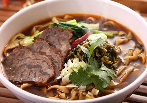 牛肉麺は台湾でも大人気!