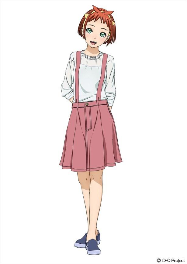 上田麗奈、小澤亜李ら追加キャストも発表! TVアニメ「ID-0」4/9より放送開始