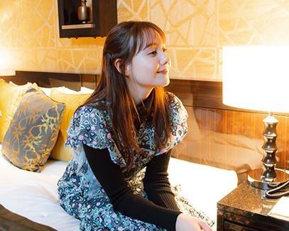 トリンドル玲奈とホテルでイルミデート!東京の好きなところは「街によって全然違うのが楽しいなって」