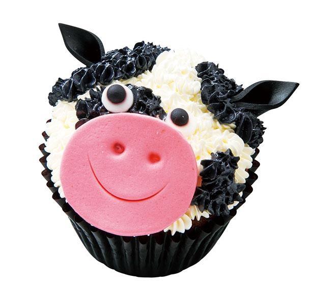 「チョコバニラ」(税込400円) / London Cupcakes