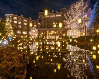 400個のランタンがガーデンを照らす!宮城県の仙台ロイヤルパークホテルで「ガーデンイルミネーション2020-2021」が開催中