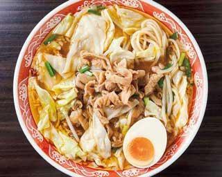 「ラーメンWalker九州2021」の限定麺企画第7弾!モツの旨味が染み出たスープに注目