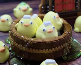 ハウル、千と千尋などジブリやポケモンを立体お菓子で表現!表情や細かな技が話題に