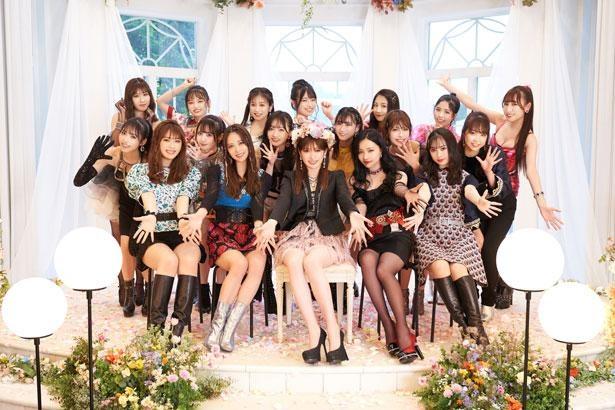 NMB48のシングル『恋なんかNo thank you!』選抜メンバー