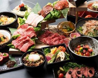 「本格焼肉チファジャ 京都駅前店」がオープン!黒毛和種パイン牛が食べ放題
