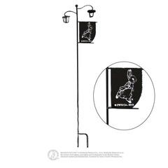 「ガーデンピック(ライト)ブラック」(495円)※サイズ:約H23×W6×D1.5センチ