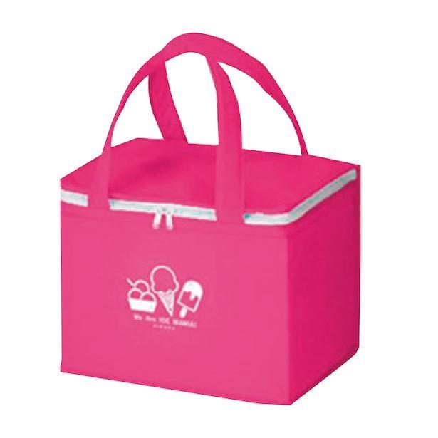 自宅へ安心して持ち帰れるよう、「あいぱく」限定の保冷バッグ (ドライアイス付き)500円(税込)も販売