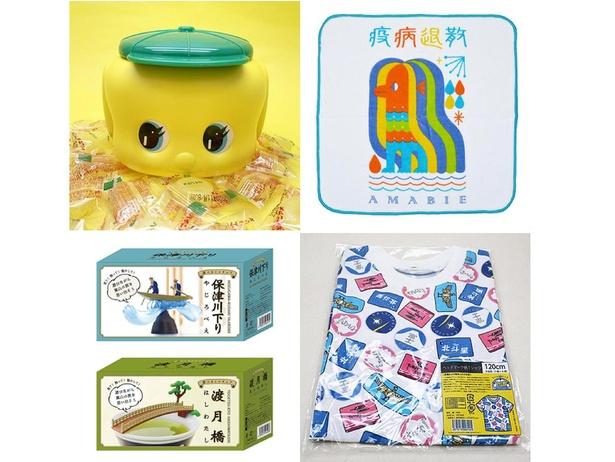 パインアメ×フエキどうぶつ糊、20年に話題となったアマビエ×今治製タオル、遊べるミニチュアシリーズなど、「あ!知ってる」という商品があるのでは?