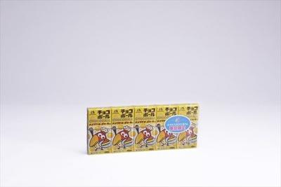 東京駅限定のチョコボール新商品「ベイクドチーズケーキ味」(税別500円)