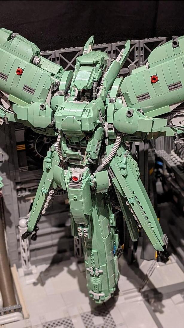 AMX-002 ノイエ・ジール