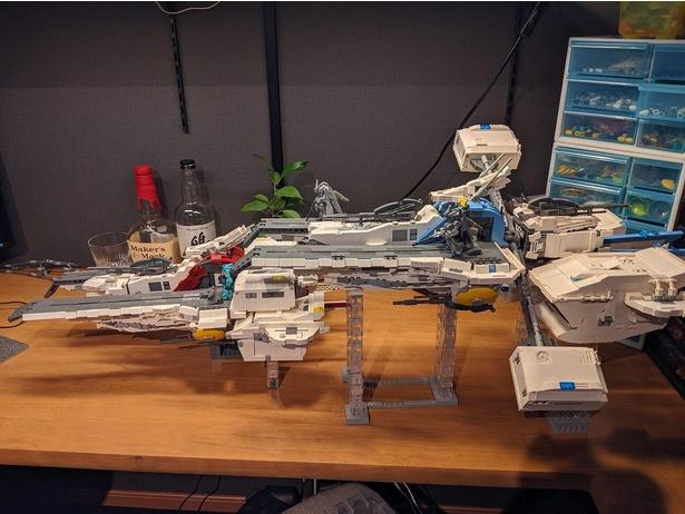 アーガマ級3番艦「ペガサスIII」
