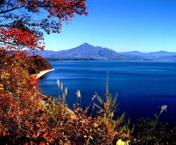「磐梯レークライン」や「磐梯山ゴールドライン」からも紅葉が楽しめる