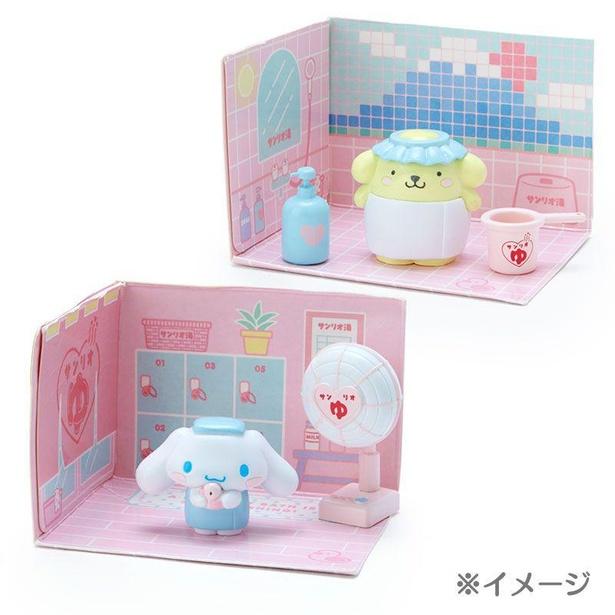 「サンリオキャラクターズ シークレットマスコット」(935円)