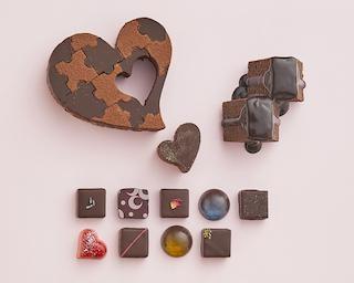 あのバームクーヘンもチョコ味に!クラブハリエはバレンタイン商品も盛りだくさん