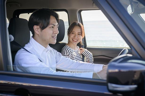 居心地が良く静かな車内は、会話や音楽が楽しみやすくなっている
