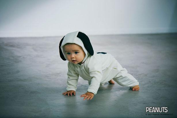 ウェアを着た子供の姿がかわいすぎる……!
