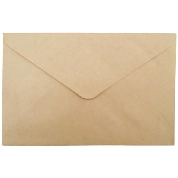 封筒のみクラフト紙
