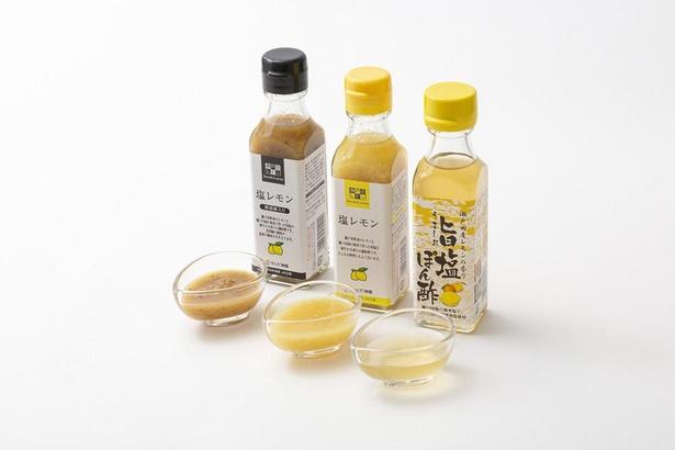 瀬戸田の柑橘類を使った加工品を次々と開発