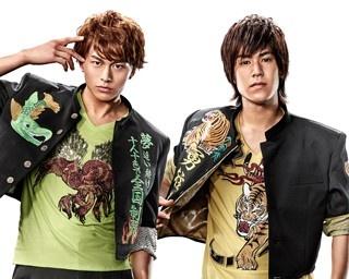 元パティシエのスイーツ王子・小林豊と、ダンスと歌が得意なピュアボーイ・平松賢人が来場予定!