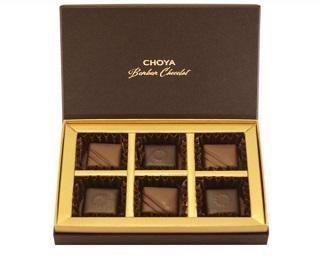 チョーヤ梅酒がボンボンショコラを新発売!梅酒とチョコのマリアージュを堪能