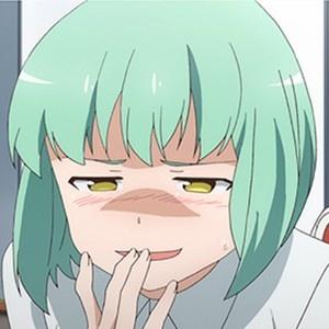 「亜人ちゃんは語りたい」第8話の先行カットが到着。ひかりの赤点と雪の落とし物
