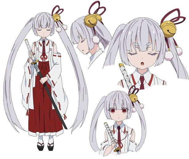 春アニメ「武装少女マキャヴェリズム」は4月5日から放送スタート!伊藤美来・藤田咲ほか追加キャストも公開