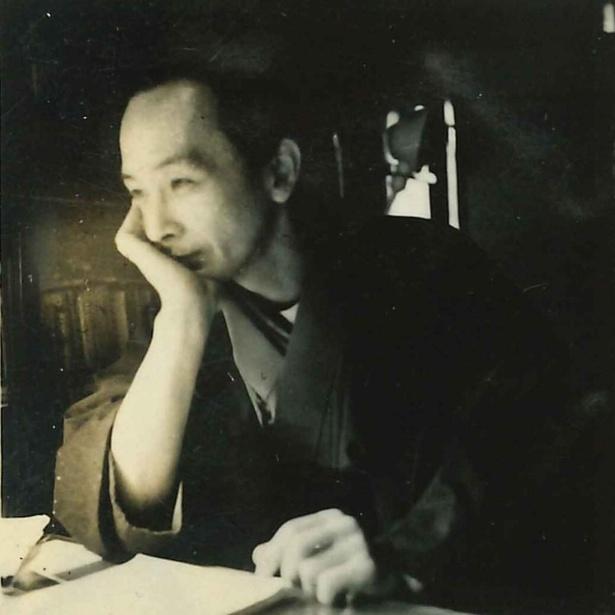 浜田到(かごしま近代文学館所蔵)