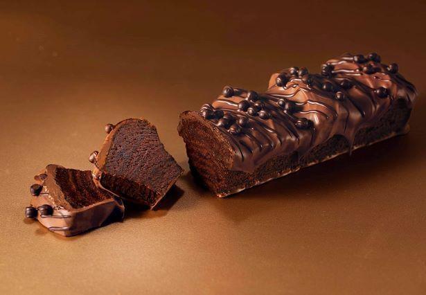 【写真】濃厚で贅沢なスぺシャルデザート。チョコの香りと風味をじっくり楽しもう
