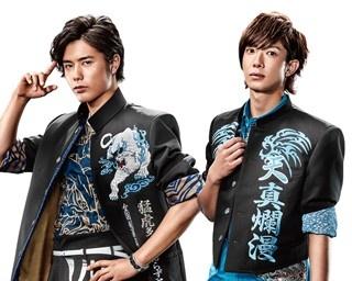 田村侑久(右)と勇翔(左)が来店!「ボイメンWalker 2」を予約購入するとイベントに参加できる