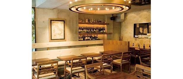 「NOSTARGIE table」は、ディナーは3090〜5670円で4コースあり、どれもライムのリゾットが選べる