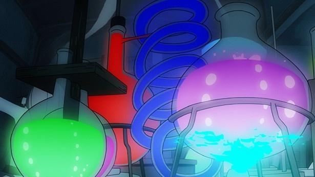 「リトルウィッチアカデミア」第8話先行カットが到着。アッコ、スーシィの夢の中へ!