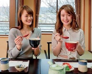 地元のお店が開発に取り組み、誕生した「宇治茶漬け」