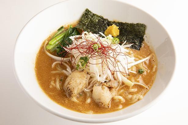 銚子産あん肝ラーメン(1,000円)
