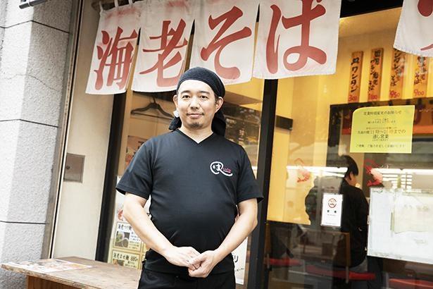 店長の小松洋平さん