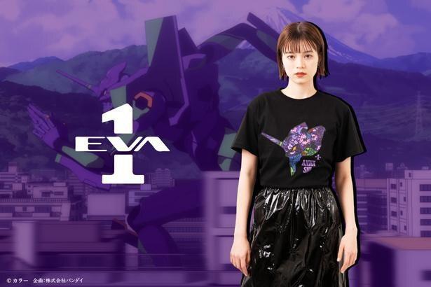 『エヴァンゲリオン』とファッションブランド『ANNA SUI』のコラボも実現