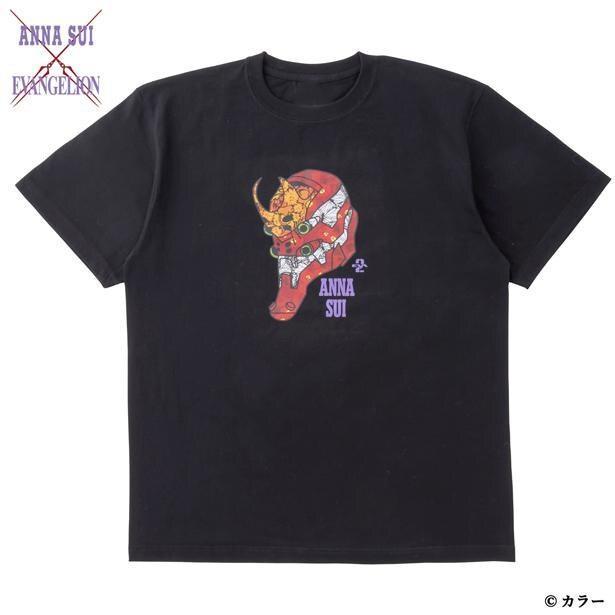 エヴァンゲリオン×ANNA SUI Tシャツ 2号機6