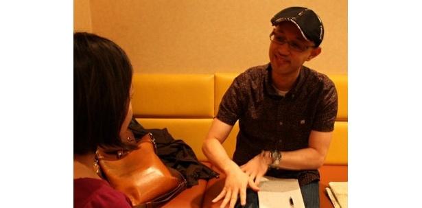 ちょいエロ話や笑いも交え、流れるように話す飯田さんの話術に脱帽!