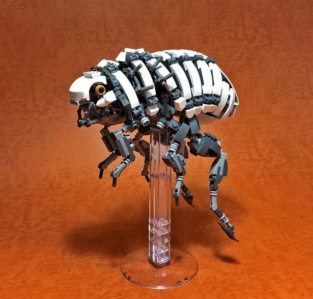 「レゴ機械生物図鑑」作品集
