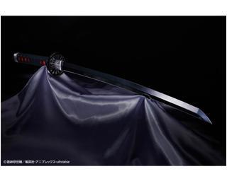 「鬼滅の刃」炭治郎の日輪刀を1/1サイズでリアル再現!実在しない黒い刃制作の裏側とは