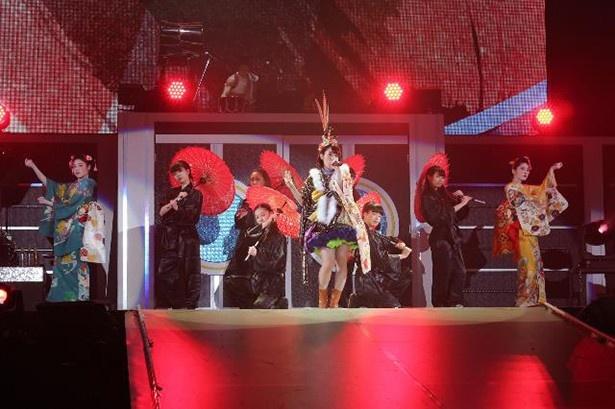 主演・内田真礼のノンストップ・エンターテイメントショー!内田真礼2ndライブ「Smiling Spiral」レポート