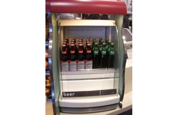 ビール(バドワイザー)も売っていました♪